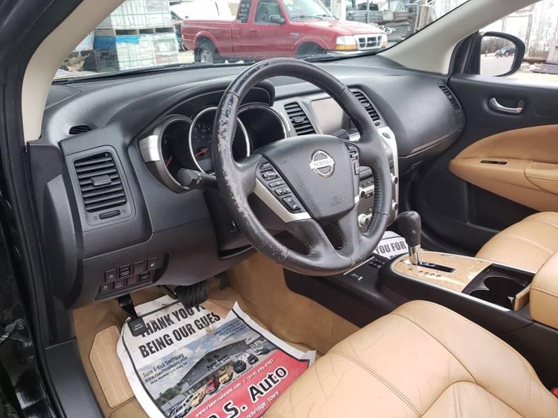 2011 Nissan Murano CrossCabriolet (image 11)