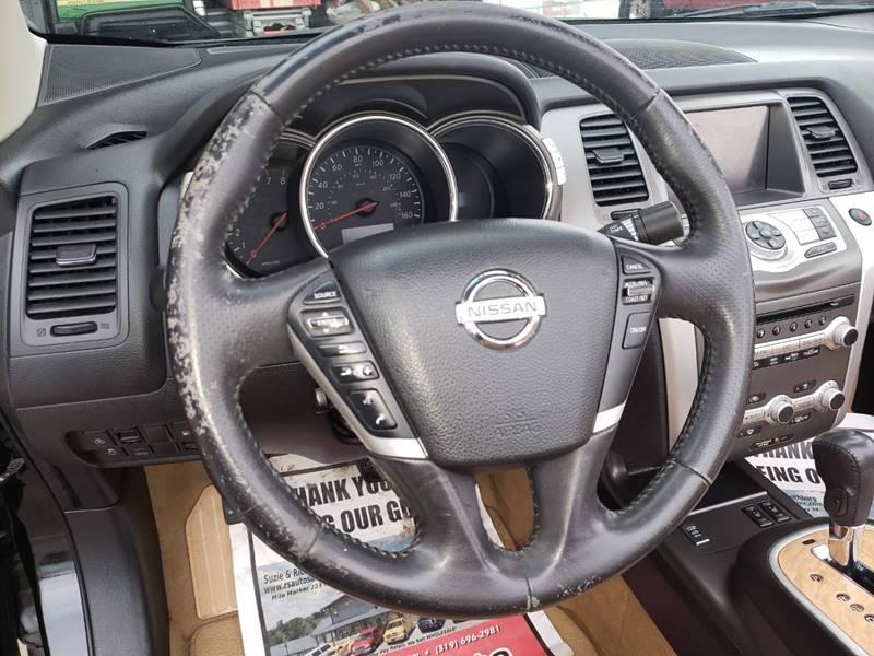 2011 Nissan Murano CrossCabriolet (image 15)