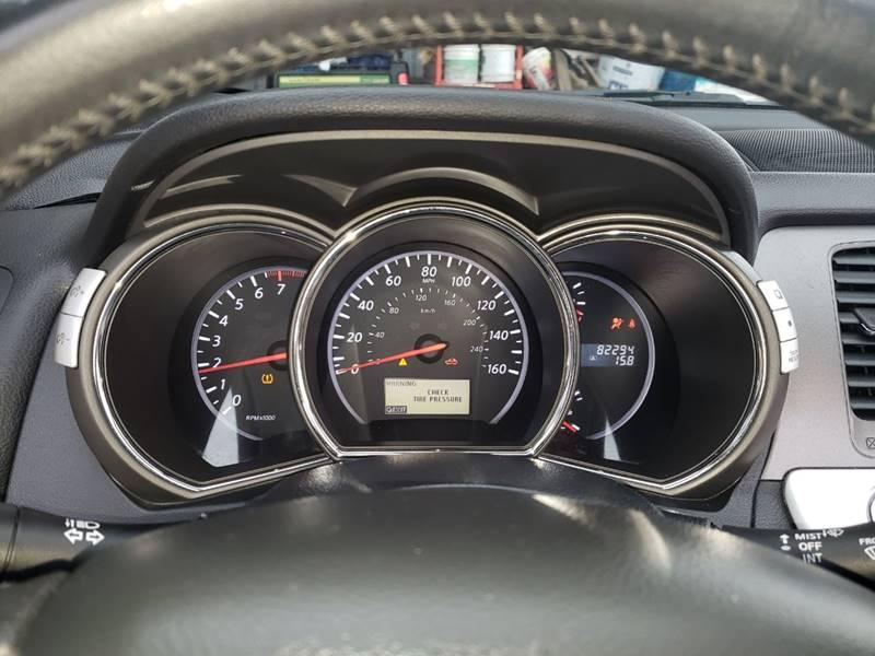 2011 Nissan Murano CrossCabriolet (image 16)
