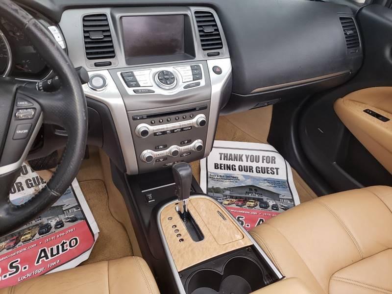 2011 Nissan Murano CrossCabriolet (image 19)