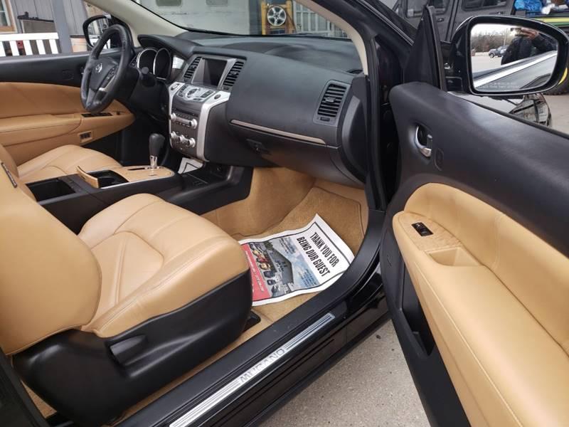 2011 Nissan Murano CrossCabriolet (image 32)