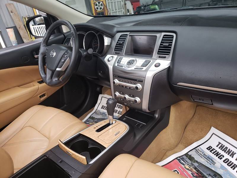 2011 Nissan Murano CrossCabriolet (image 34)
