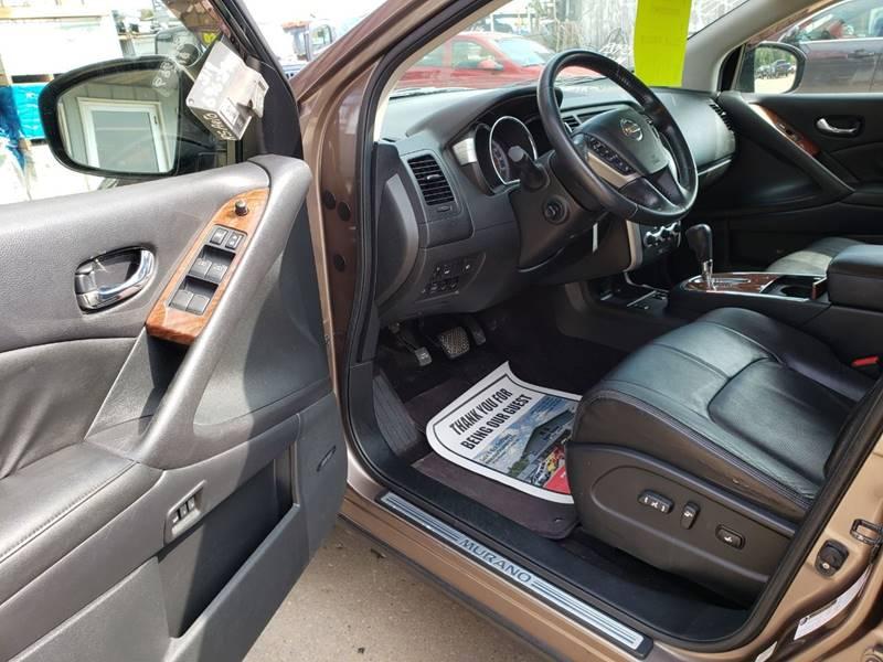 2009 Nissan Murano LE (image 11)