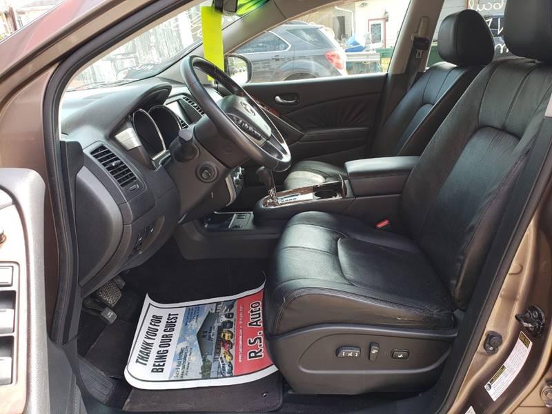 2009 Nissan Murano LE (image 12)