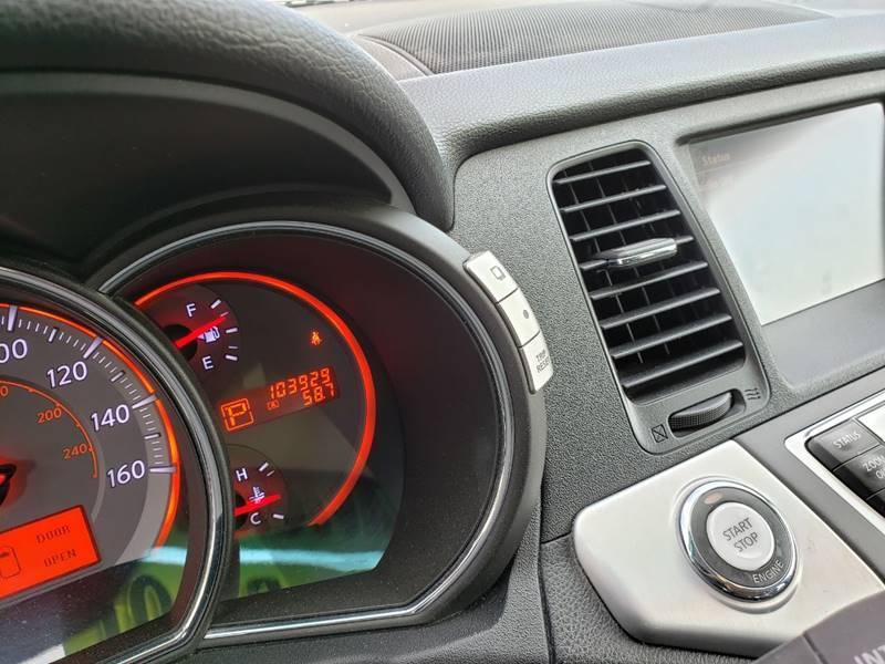 2009 Nissan Murano LE (image 16)