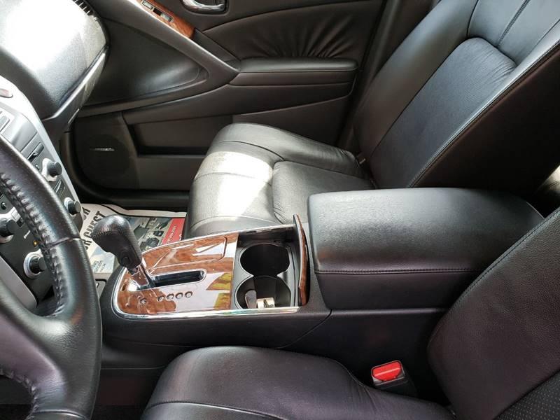 2009 Nissan Murano LE (image 18)