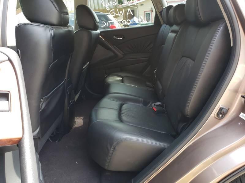 2009 Nissan Murano LE (image 33)