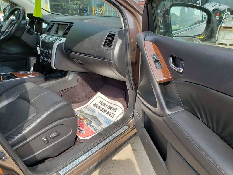 2009 Nissan Murano LE (image 34)