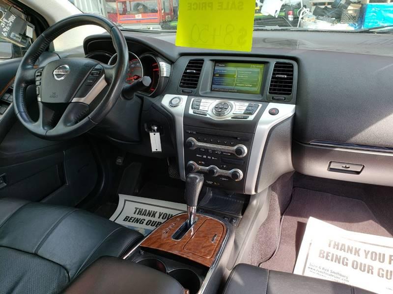 2009 Nissan Murano LE (image 37)