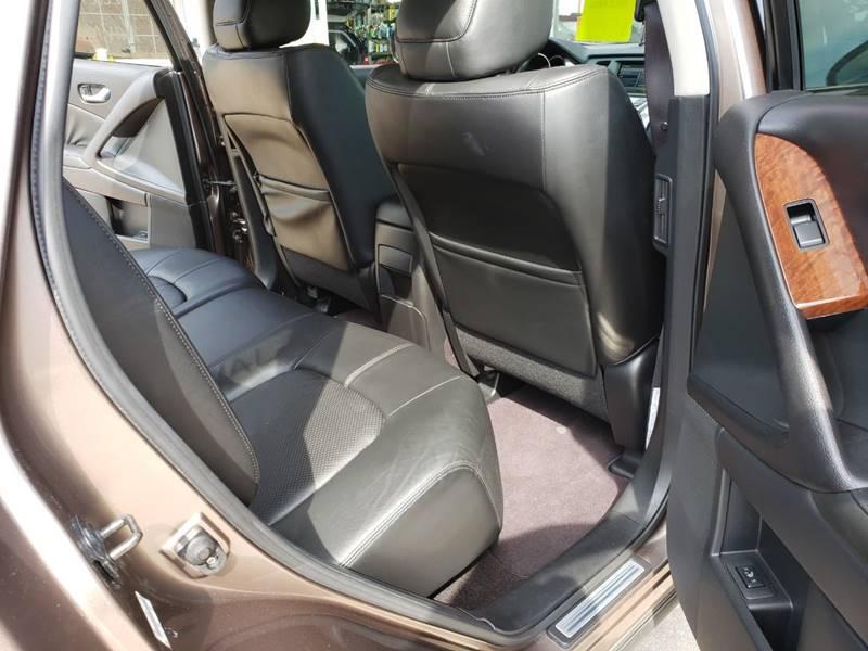 2009 Nissan Murano LE (image 39)