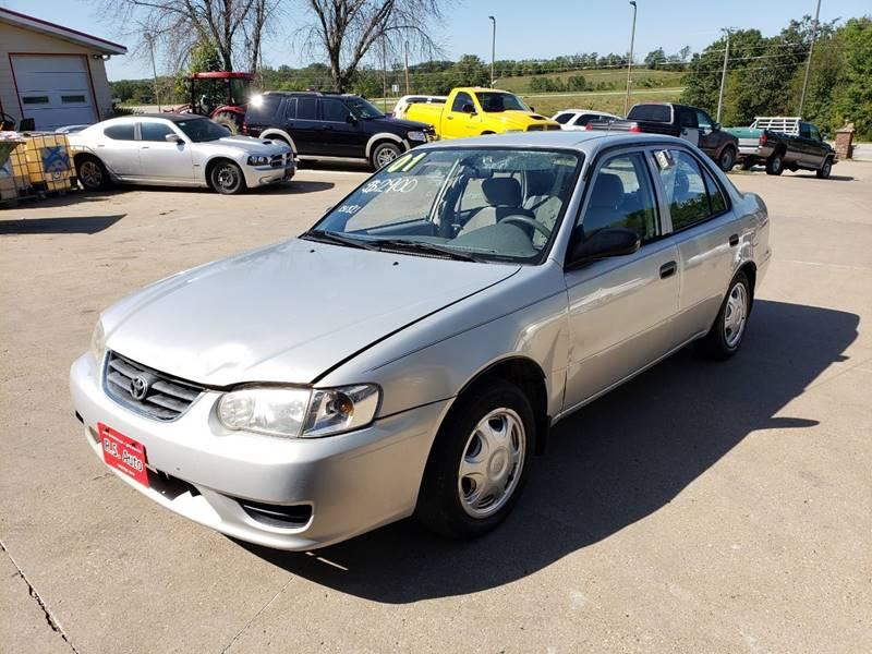 2001 Toyota Corolla CE (image 4)