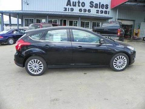 2012 Ford Focus for sale in Lockridge IA