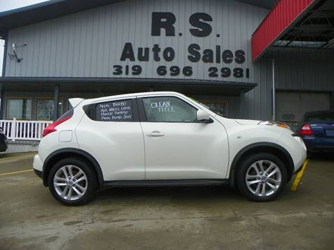 2013 Nissan JUKE for sale in Lockridge IA