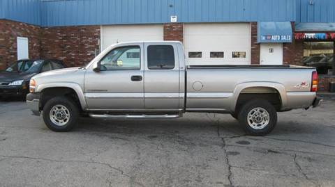 2002 GMC Sierra 2500HD for sale in Providence, RI