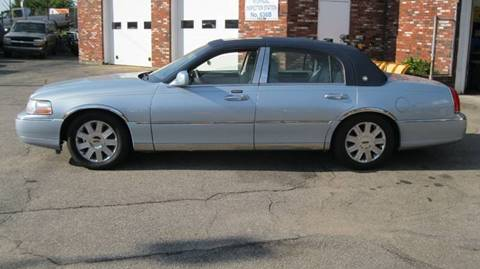 2005 Lincoln Town Car For Sale Carsforsale Com