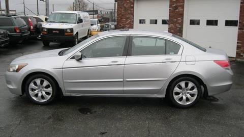 2008 Honda Accord for sale in Providence, RI