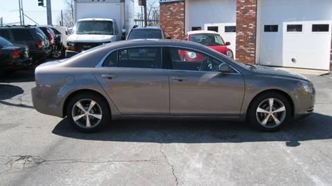 2011 Chevrolet Malibu for sale in Providence, RI