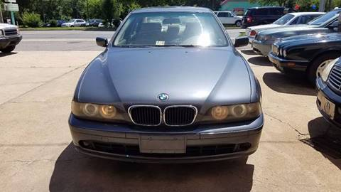 2001 BMW 5 Series for sale in Fredericksburg, VA