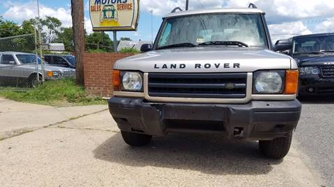 2002 Land Rover Discovery Series II for sale at PRESTIGE MOTORS in Fredericksburg VA