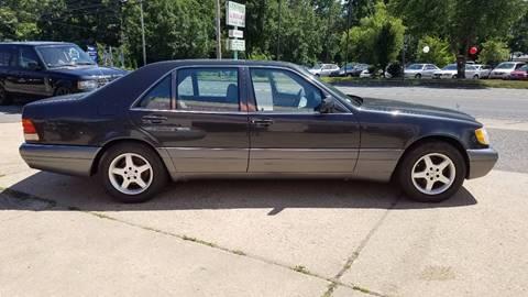 1995 Mercedes-Benz S-Class for sale in Fredericksburg, VA