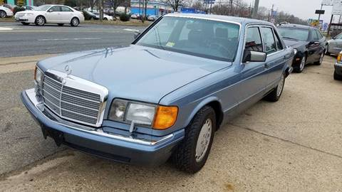 1990 Mercedes Benz 560 Class For Sale