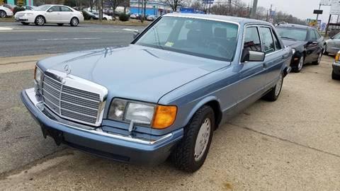 1990 Mercedes Benz 560 Class For Sale