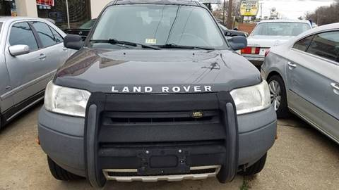 2003 Land Rover Freelander for sale at PRESTIGE MOTORS in Fredericksburg VA