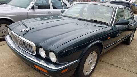 1996 Jaguar XJ-Series for sale at PRESTIGE MOTORS in Fredericksburg VA