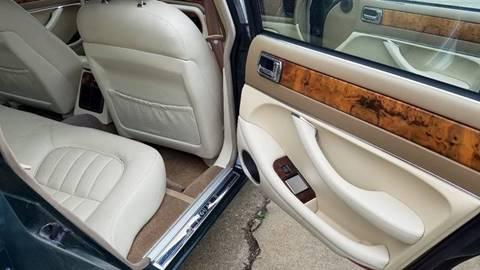1996 Jaguar XJ-Series