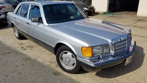 1990 Mercedes-Benz 420-Class for sale at PRESTIGE MOTORS in Fredericksburg VA