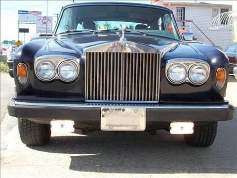 1979 Rolls-Royce Silver Shadow for sale at PRESTIGE MOTORS in Fredericksburg VA