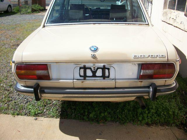 1972 Bmw 5 Series 4 Door Sedan Bavaria In Fredericksburg VA ...