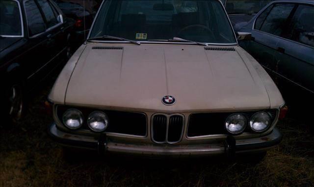 1972 BMW 5 Series for sale at PRESTIGE MOTORS in Fredericksburg VA
