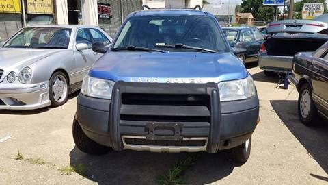 2003 Land Rover Freelander for sale in Fredericksburg, VA