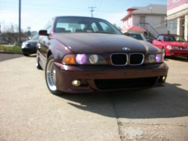 1997 BMW 5 Series for sale at PRESTIGE MOTORS in Fredericksburg VA