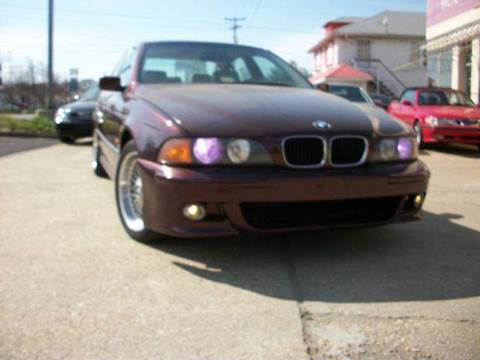 1997 BMW 5 Series for sale at PRESTIGE MOTORS in Fredericksburg VA