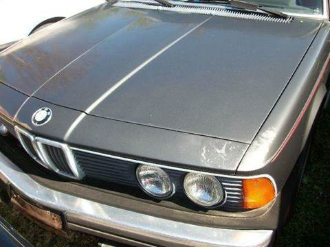 1986 BMW 7 Series for sale at PRESTIGE MOTORS in Fredericksburg VA