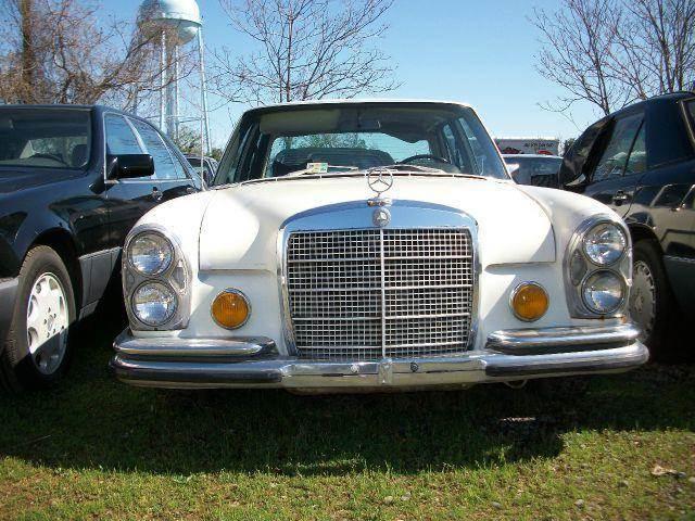 1972 Mercedes-Benz S-Class for sale at PRESTIGE MOTORS in Fredericksburg VA