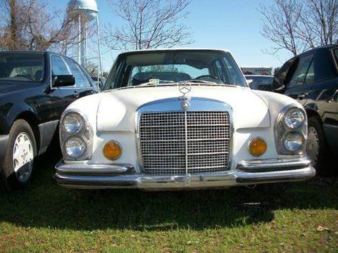 1972 Mercedes-Benz S-Class for sale at PRESTIGE MOTORS in Fredericksburg VA