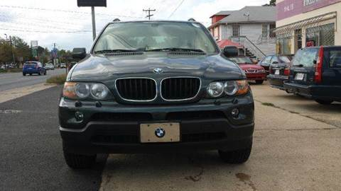2004 BMW X5 for sale at PRESTIGE MOTORS in Fredericksburg VA