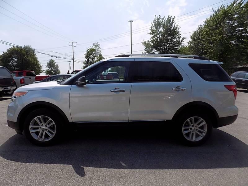 2012 Ford Explorer AWD XLT 4dr SUV - Akron NY