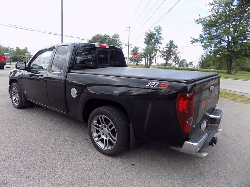 2011 GMC Canyon 4x2 SLT 4dr Extended Cab - Akron NY