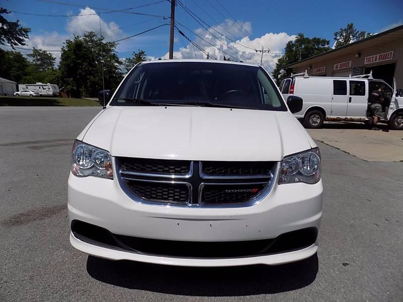 2013 Dodge Grand Caravan SE 4dr Mini-Van - Akron NY