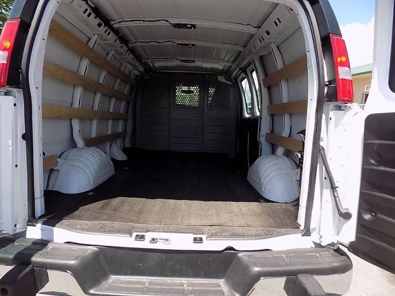 2016 GMC Savana Cargo 2500 3dr Cargo Van w/1WT - Akron NY