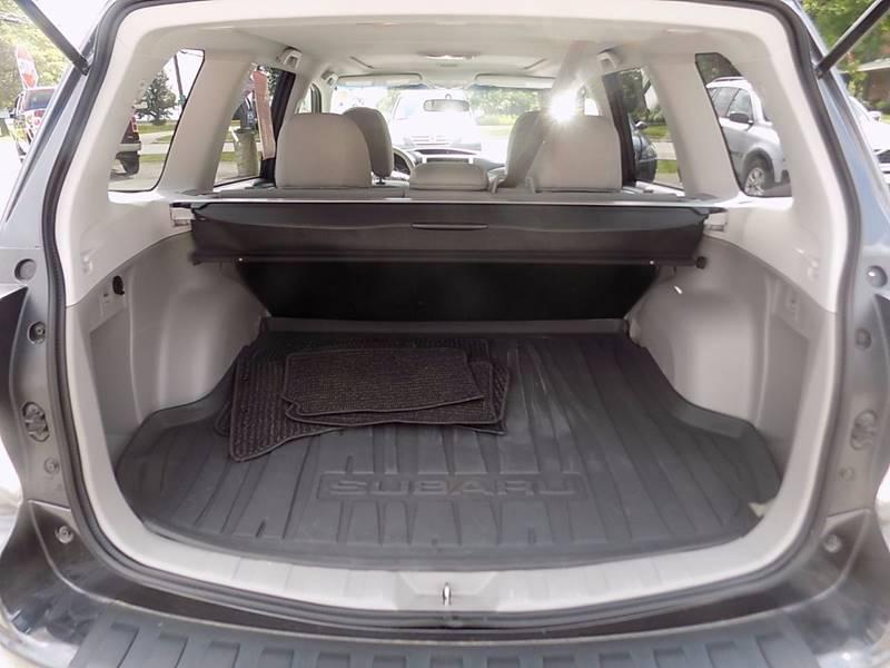 2013 Subaru Forester AWD 2.5X Premium 4dr Wagon 4A - Akron NY