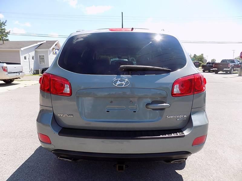 2008 Hyundai Santa Fe AWD SE 4dr SUV - Akron NY