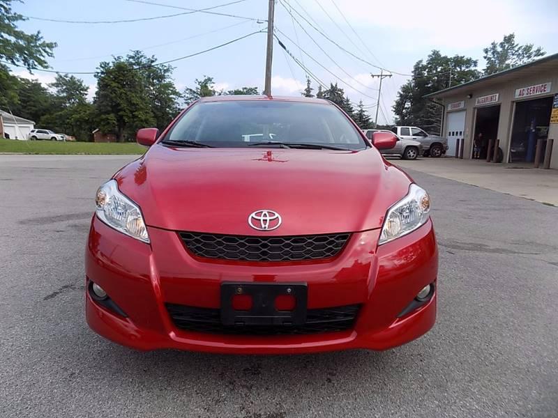 2013 Toyota Matrix AWD S 4dr Wagon - Akron NY