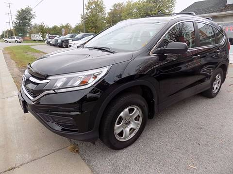 2015 Honda CR-V for sale in Akron, NY