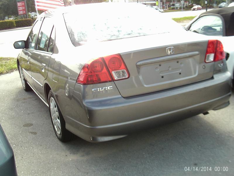 2005 Honda Civic LX 4dr Sedan - Bonita Springs FL