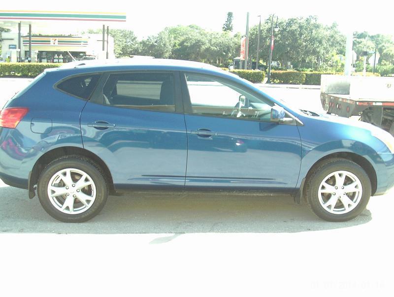 2008 Nissan Rogue S Crossover 4dr - Bonita Springs FL